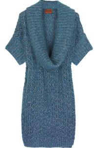 moda-za-zimu-2009-2010-plavi-dzemper