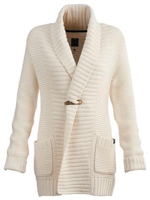 Beli džemper