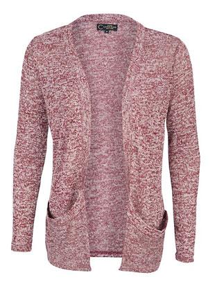 Džemper u roze tonovima