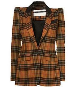 moda-za-zimu-2009-2010-zuti-karo-kaput
