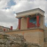 Ostaci palate u Knososu