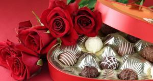 Bombonjera, poklon za Dan zaljubljenih