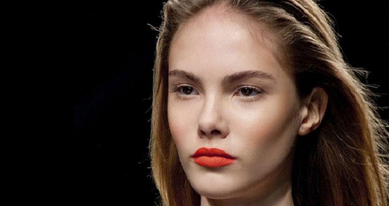 Narandžaste usne – prolećni trend